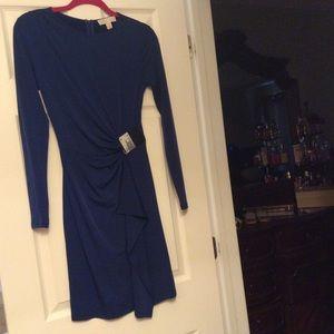 Beautiful Blue MK Dress